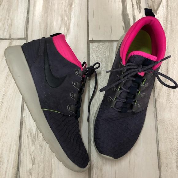 Nike Shoes | Mens Roshe Sneakerboot